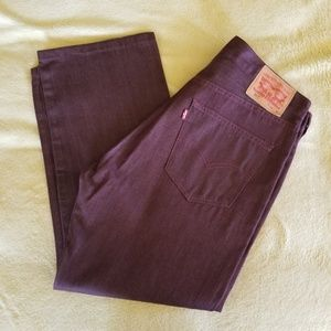 Levi's Button Fly Jeans